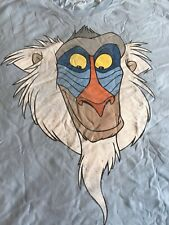 Rafiki from Disney The Lion King T Shirt Size 3XL XXXL Baboon Monkey Disneyland