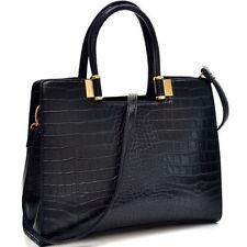 74276c1d1cb307 Women's Faux Crocodile/Alligator Handbags and Purses for sale   eBay