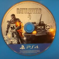 Battlefield 4 (Sony PlayStation 4, 2013) Disc Only # 14176