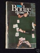 Tackle Bridge: E P C Cotter-HB Card Game Reference-1973