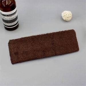 Spa Bath Makeup Wash Face Cosmetic Headband Elastic Hair Band Coral Fleece Soft