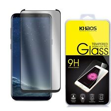 KS CASE FRIENDLY HD 3D Full Cover Glass Screen Protector For Samsung Galaxy S8