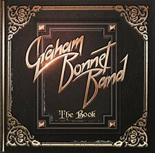 GRAHAM BONNET The Book with Bonus Track JAPAN 2 CD SET
