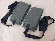 WW1 Gamaschen Wickelgamaschen deutsch olivgrün -1 Paar- wool gaiters