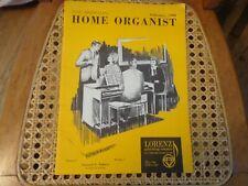 The American Home Organist February 1966 Lorenz Publishing Company Vol. 3