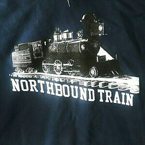 Grateful Dead NorthBound Train I Know You Rider SM Hoodie Shakedown Festival New