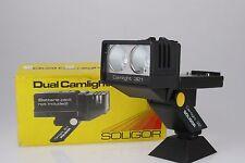 Soligor Dual Camlight 321P für Panasonic NiCad Akku