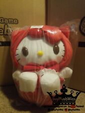 Sanrio Hello Kitty Little Red Riding Hood Plush! + 1 Entry for Mystery Giveaway!