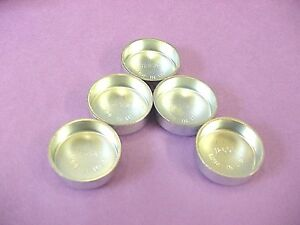 "Fits GM 5pk 1-1/4"" Freeze Expansion Plugs Zinc Plated Steel Engine Cylinder NOS"