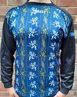 Vintage Size M  Stykes Goalkeeper Football Shirt Jersey #1 Professional Gear
