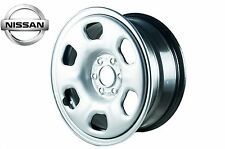 "Nissan Genuine Navara Pathfinder 16"" Road Spare Wheel Steel Rim Disc 40300EB400"