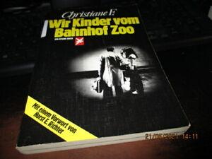 Wir Kinder vom Bahnhof Zoo * Christiane F. *