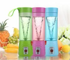 Electric Fruit Juicer Portable USB Rechargeable Mini Smoothie Maker Kitchen Tool