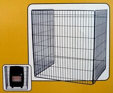 GAS FIRE HEATER SAFETY SCREEN CHILD GUARD 62cm x 52cm B/NEW
