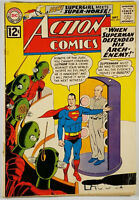Action Comics #292 / 1962 GD/VG Superman / 2nd Comet the Superhorse Supergirl