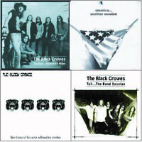 BLACK CROWS / COLLECTORS EDITION 4TITLE SET    4xCD