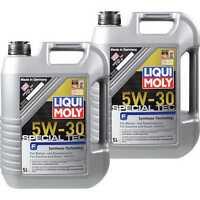 2x5 Liter Original Liqui Moly 3853 Special Tec F 5W-30 Öl Motoröl