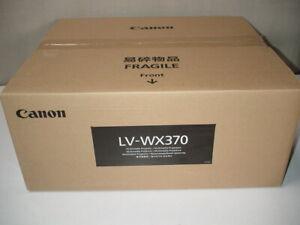 Canon Projektor Beamer LV-WX370 WXGA 1280x800 3700 Ansilumen (3851C003)-