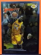 Shaquille O'Neal card 2002-03 Topps Chrome #1