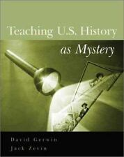 Teaching US History as Mystery