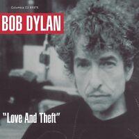 BOB DYLAN - LOVE AND THEFT  2 VINYL LP NEU