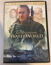 Waterworld (DVD, 2008, 2-Disc Set, Extended Edition) VG Shape RARE OOP Costner