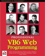 Professional Visual Basic 6 Web Programming