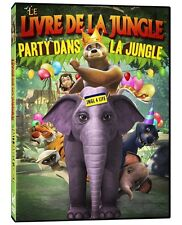 Le Livre De La Jungle Party Dans La Jungle On DVD Brand New E55