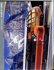 Lionel K-Line 2008 Volume 1 Train Catalog EX 041317nonjhe