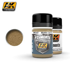 AK PIGMENT COLORS - MIDDLE EAST SOIL 35ml