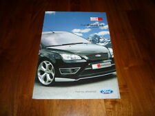 Ford Focus ST MS DESIGN Prospekt