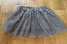 Zara Grey Tutu with Sequin Detailing (size 13/14 years)