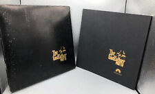 Beautiful Original 1990 The Godfather Part Iii Campaign Book And Sleeve