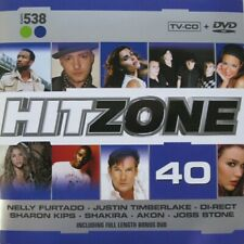 RADIO 538 - HITZONE 40 -  CD + DVD