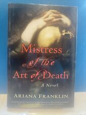 Mistress of the Art of Death by Ariana Franklin (2007, Hardcover)