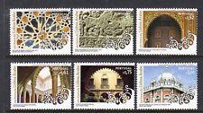 2007 PORTUGAL - Em busca da Lisboa Árabe - MNH #AF.3493/6