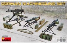 Miniart 35250 1/35 German Machineguns set (MG-34, MG-42, ZB-53 & equipment)