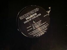 "Delirium-Days of our lives 12"" Remixes 2 Bad Mice Manix Presta Joey Beltram"