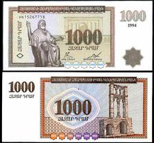 ARMENIA 1000 1,000 DRAM 1994 P 39 UNC