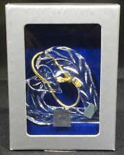 Mikasa Crystal Christmas Ornament - Heart Ornament