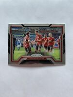 2020-21 Panini Prizm Premier League Soccer Manchester United Atmosphere Card #1