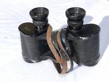 JUMELLES 6 X 30 fabrication DDX = VOITGLANDER  - ALLEMAGNE 39-45 ...... à voir