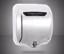 NEW HAND DRYER ELECTRIC HIGH FORCE AIR SPEED AUTOMATIC COMMERCIAL DRIER DRYERS