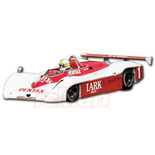 TRG 1:10 MCS4 Clear Body For Tamiya F103 F104W 2WD RC Cars On Road #TRG3101