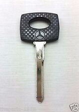 2X MERCEDES BENZ BLANK KEY C S SEL SL SLC CLASSES W126 W201 190 200 230 260 300
