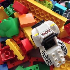 Large 3.6kg Lego Duplo Bundle Bricks With Vehicles, Windows etc