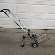 Norris Model 700 Series Telescoping 4-Wheel Hand Cart. For Luggages Etc..