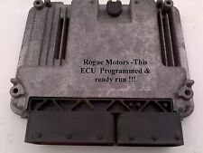 GM Suzuki 3.6L Engine ECU ECM PCM E77 12623327 12614423 Programmed CTS VIN 7