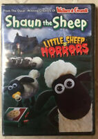 Shaun the Sheep: Little Sheep of Horrors (DVD, 2009,NEW) Ship Today/Tomorrow❗️