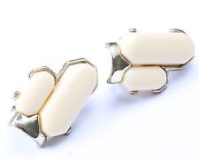 Vintage 1950s Clip On Coro earrings